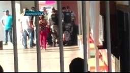 Técnicos atestam que jovem encostou em portão energizado em escola