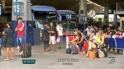 Rodoviária de Fortaleza deve receber 67 mil passageiros até domingo (2) de eleções