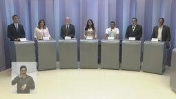 Candidatos à Prefeitura de Macapá participam de debate na Rede Amazônica