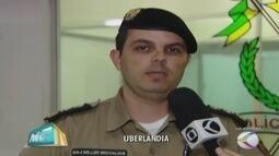 Polícia Militar reforça policiamento em Uberlândia durante as eleições municipais