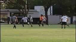 Nacional de Uberaba treina para 5ª rodada do regional Sub-20