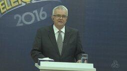 Candidatos fazem último debate antes da votação em Rio Branco