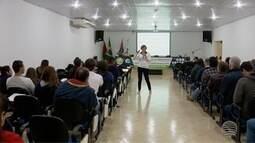 Um evento na Unesp de Dracena levou conhecimentos sobre a administração rural