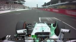 Nico Rosberg vence o Grande Prêmio do Japão de Fórmula 1