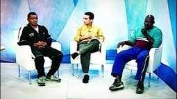 Sensei SporTV deste sábado traz debate entre Todo Duro e Holyfield