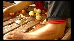 Desperdício de comida é um desafio a ser superado