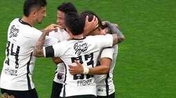 Os gols de Corinthians 2 x 0 América-MG pela 31ª rodada do Brasileirão 2016