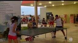 Campeonato de Tênis de Mesa movimenta fim de semana no Parque Lagoas do Norte