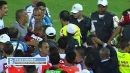 Presidente do Fluminense fala sobre decisão de entrar na justiça para anular o Fla-Flu