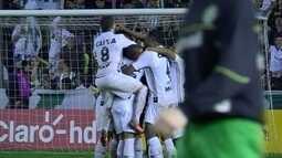 Os gols de Juventude 1 (2) x (4) 0 pelas quartas de final da Copa do Brasil