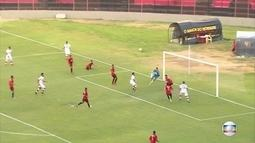 Sub-20 do Sport vence Vitória-BA na Copa do Brasil e continua na competição