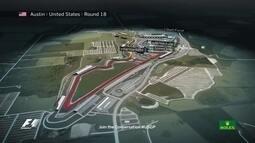 Voando Baixo analisa pista do GP dos Estados Unidos de Fórmula 1