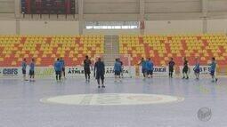 Orlândia enfrenta Sorocaba pelas quartas de final da Liga Nacional de Futsal