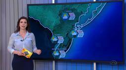Tempo: Sul do RS pode receber chuva nesta sexta-feira (21)