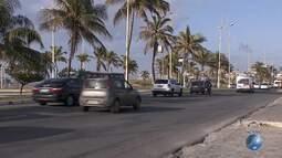 Veja como está o trânsito em vários pontos da capital baiana