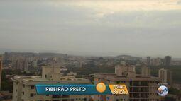 Confira a previsão do tempo para sexta-feira (21) na região de Ribeirão Preto