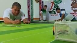Equipe de Brasília vai participar da Copa do Brasil de Futebol de Mesa