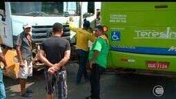 Acidente na Zona Sul deixa pelo menos 2 feridos