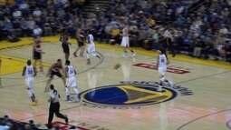 Golden State Warriors vence mais uma na pré-temporada da NBA