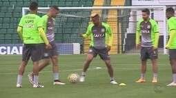 Fora de casa, Figueira enfrenta o forte elenco do Atlético-MG