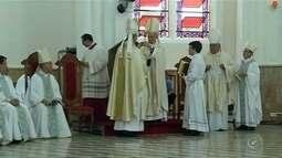 Diocese em Votuporanga é criada e católicos fazem missa para comemorar