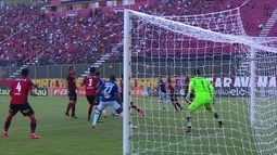 O gol de Vitória 0 x 1 Cruzeiro pela 32ª rodada do Brasileirão 2016