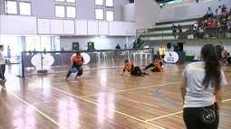 Copa do Brasil de Goalball é realizada em Jundiaí