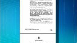 Justiça transforma prisão temporária dos investigados da Operação Ápia em preventiva