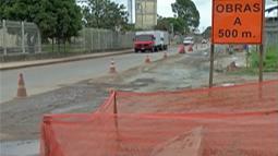 Avenida Guilherme George será interditada a partir desta quarta