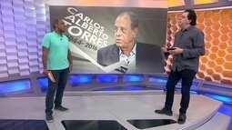 Casagrande lamenta a morte de Carlos Alberto Torres