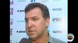 Estevam Soares é o novo técnico do Bragantino