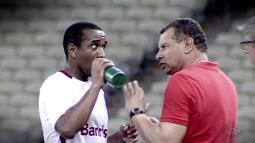 Anderson tem chance de reconciliação contra o Atlético-MG