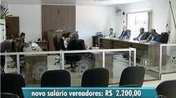 Salários dos vereadores de Francisco Sá vão reduzir em quase 70%, a partir de 2017