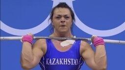 Mais oito atletas medalhistas olímpicos flagrados no reexame anti-Dopping