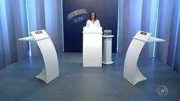 Candidatos à prefeitura de Sorocaba participam de debate na TV TEM