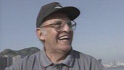 Morte de Buck, ícone do remo brasileiro, completa 20 anos