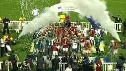 BOA Esporte é campeão da Série C do Campeonato Brasileiro em final com confusão de torcida