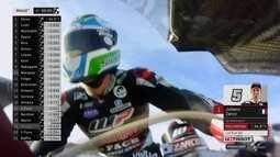 Johann Zarco conquista a pole na etapa de Valência da Moto2