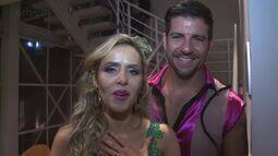 Leona Cavalli comenta sua saída da Dança dos Famosos