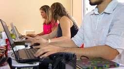 Coworking é uma iniciativa do mercado imobiliário que compartilha espaços comerciais