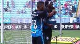 Os gols de Grêmio 3 a 0 América-MG pela 36ª rodada do Brasileirão