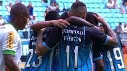 Os melhores momentos de Grêmio 3 a 0 América-MG pela 36ª rodada do Brasileirão