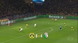 Veja todos os gols e os melhores lances de mais uma rodada da Champions League
