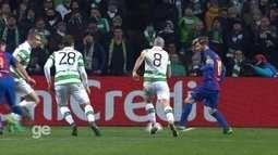 Melhores Momentos de Celtic 0 x 2 Barcelona pela fase de grupos da LIga dos Campeões