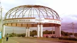 Plug visita a Colônia Marcelino em São José dos Pinhais (parte 1)