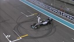 Melhores momentos: GP de Abu Dhabi