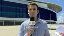 Apesar do adiamento da final da Copa do Brasil, treino do Grêmio é confirmado
