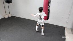 Vai, Corinthians - Turminha da Fiel treina MMA com o lutador Douglas D'Silva