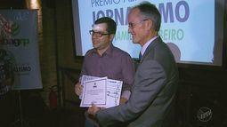 Série de reportagens da EPTV vence a 9ª edição do Prêmio de Jornalismo da ABAG-RP