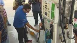 Ipem-AM notifica postos de gasolina por irregularidades